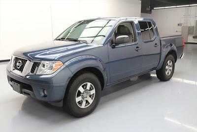 2013 Nissan Frontier  2013 NISSAN FRONTIER SV CREW AUTOMATIC REAR CAM TOW 27K #762750 Texas Direct