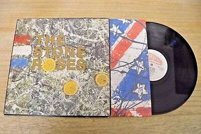The Stone Roses The Stone Roses First Pressing 1989 Vinyl Album ORE LP 502