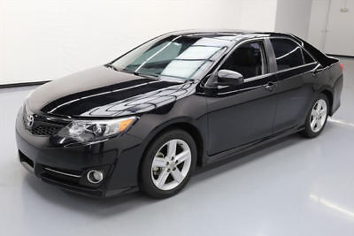2012 Toyota Camry  2012 TOYOTA CAMRY SE AUTO SUNROOF GROUND EFFECTS 88K MI #044418 Texas Direct