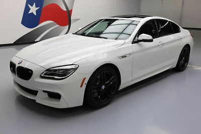 2016 BMW 6-Series  2016 BMW 650I GRAN COUPE M-SPORT EXECUTIVE SUNROOF NAV! #977164 Texas Direct
