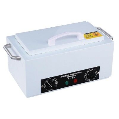 Dry Heat Sterilizer Cabinet Beauty Tattoo Disinfect Machine w/ Automatic Timer