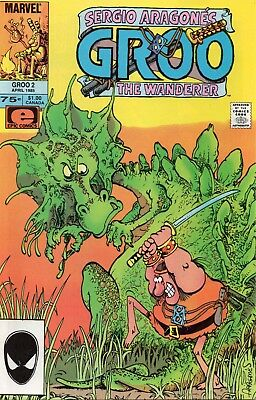Groo The Wanderer #2 (NM)`85 Aragones