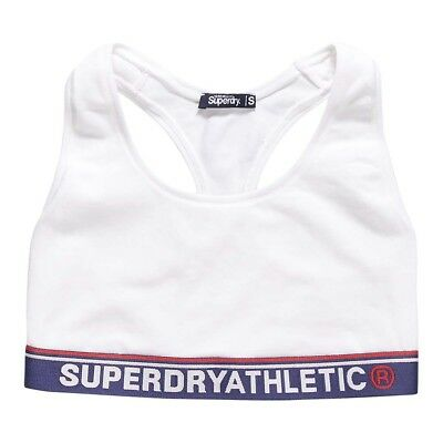 Superdry Tricolour Athletic Bralet Ropa interior