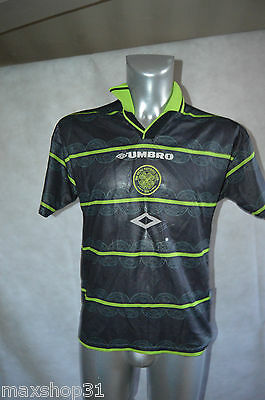 Maillot Foot Umbro Celtic Glasgow   Taille 12/13/14 Ans  Soccer Jersey/camisa