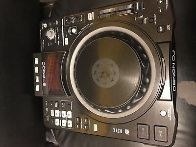 Denon SC2900 CD MIDI USB Controller Media Player   99P