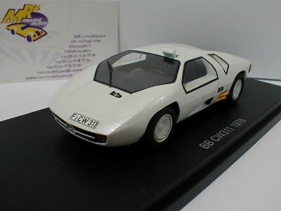 """BOS 43425 - BB CW311 Coupe Baujahr 1978 in """" weiß metallic """" 1:43 ab 1,- €"""