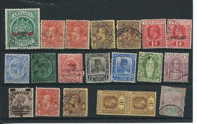 Commonwealth mainly GV - mint & used
