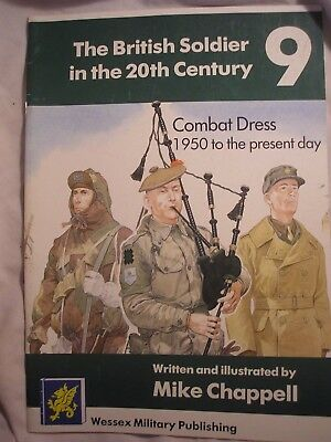 British Army Combat Dress Training History Military Uniform Korea Falklands War