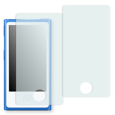 2x Golebo Crystal screen protector for Apple iPod Nano 7G