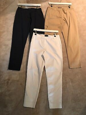 Oasis And River Island Size 10 Trouser Bundle