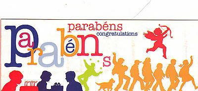 PORTUGAL  BOOKLET Stamps for all occasions - Greetings