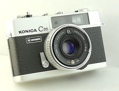 Konica C35 Automatic Rangefinder camera, Spares / Repair