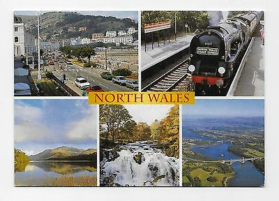 Postcard: Multiview - North  Wales