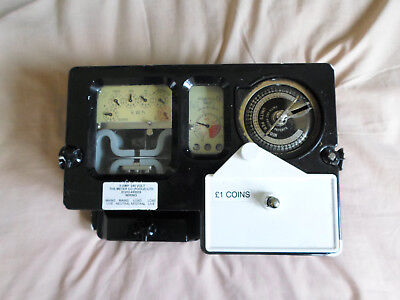 Coin Operated £1 Prepayment Electricity Meter 100 Amp