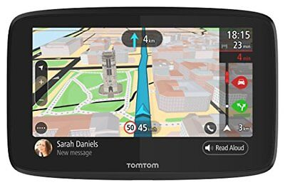"3016592 Tomtom Go 620 Navigatore Gps Per Auto, Display Da 6"", Touch Screen, Nero"