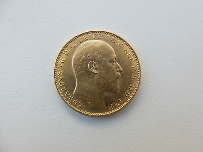 Großbritannien Edward VII. 1901-1910 - 1 Sovereign GOLD 1910