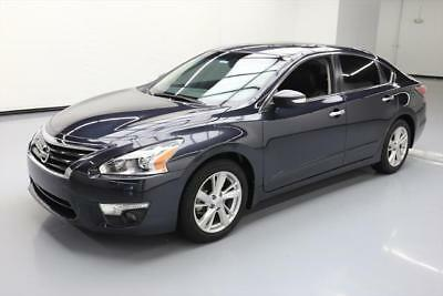 2014 Nissan Altima  2014 NISSAN ALTIMA 2.5 SL SEDAN SUNROOF NAV LEATHER 29K #296459 Texas Direct