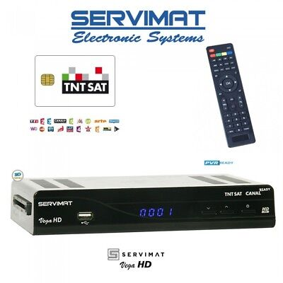 TNTSAT HD USB PVR Decoder + TNTSAT 4 Years Viewing Card – SPECIAL OFFER !!!