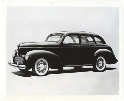 1941 Willys ORIGINAL Factory Photo oub8850