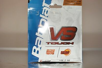 Babolat VS Touch - Naturdarmsaite 130mm - The Original Natural Gut
