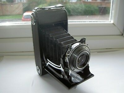 Vintage Zeiss 515/2 Netter Folding Camera