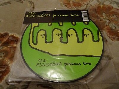 The Maccabees Precious Time Picture Disc 7' Vinyl Single 173  276-7
