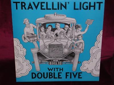 DOUBLE FIVE - Travellin' With Double Five - Guardian GRC 92 - Berwickshire High
