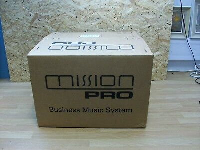 Mission Pro Business Music System. NEW