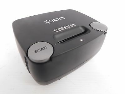 ION PowerScan USB Film And Slide Scanner Boxed - B84