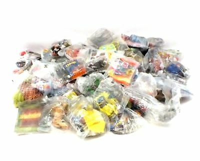 Job Lot Of 47 x Various McDonalds HAPPY MEAL TOYS Sealed - E02