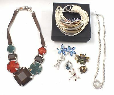 COSTUME JEWELLERY Lot Includes Jaeger, Butler & Wilson, Phase Eight - C68