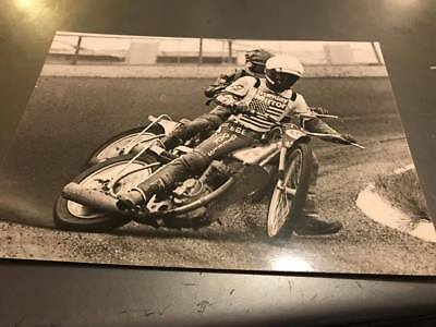 Bruce Penhall--Inter Cont Final--7X5--1980's---Speedway-Action Photo-Original