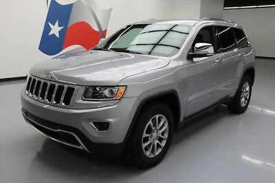 2016 Jeep Grand Cherokee  2016 JEEP GRAND CHEROKEE LTD HTD LEATHER REAR CAM 38K #321970 Texas Direct Auto