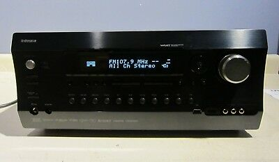 Integra DTR-70.6 AV Receiver 11 Channel of Amplification