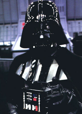 Sale! Star Wars Dave Prowse (Darth Vader) Signed 16x12 Photo 04