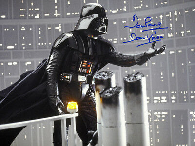 Sale! Star Wars Dave Prowse (Darth Vader) Signed 16x12 Photo 05
