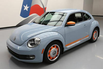 2012 Volkswagen Beetle - Classic  2012 VOLKSWAGEN BEETLE AUTO HEATED SEATS NAV 55K MILES #606516 Texas Direct Auto