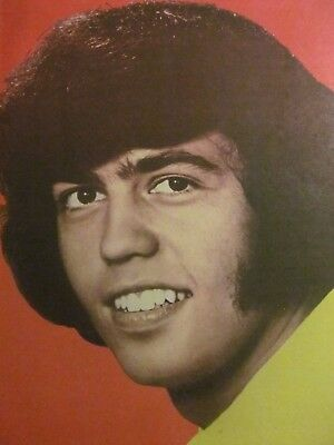 Alan Osmond, Full Page Vintage Pinup, Osmonds Brothers