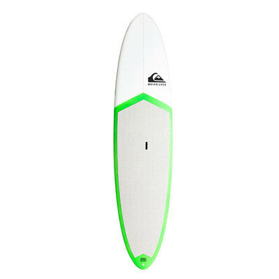 Quiksilver Surfboards The Drift 10'6'' 170 Liters White   Green