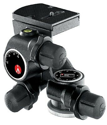 Manfrotto MF 410 Junior Geared Head - Supports up to 5kg. Manfrotto