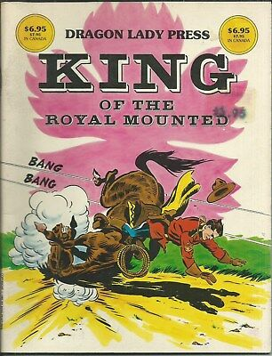 Nr Sale! The Rare... Unique... Or Awesome! ...king Of The Royal Mounted 1985