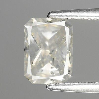1.72 Cts FANCY RARE SPARKLING YELLOWISH GREY NATURAL LOOSE DIAMONDS- SI1
