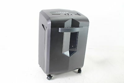 Bonsaii EverShred C149-C 18-Sheet Cross Cut Paper Shredder 6 Gallon w Casters