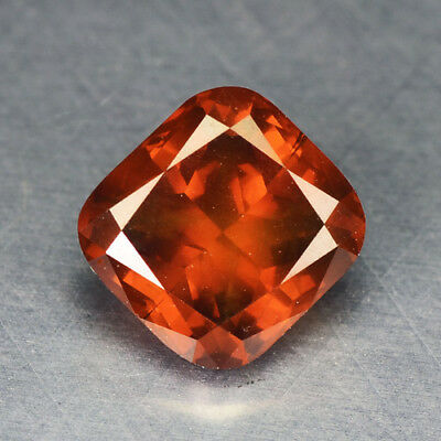 1.05 Cts EXCELLENT ORANGY RED COLOR NATURAL LOOSE DIAMONDS- SI1