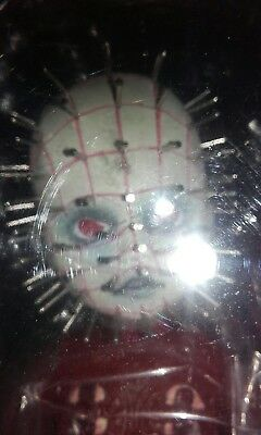 Brand New Sealed Living Dead Doll Exclusive PINHEAD Hellraiser Red Varient Doll