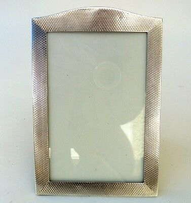 1928 Silver Mounted Frame Hallmarked Sterling