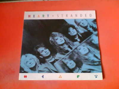 "HEART Stranded UK 12"" Vinyl 45 + Booklet!"