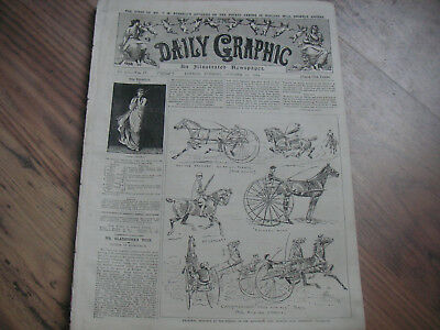 Daily Graphic October 28th 1890