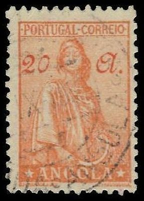 ANGOLA 262 (Mi251) - Ceres Keyplate Definitive (pf19286)