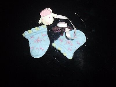 baby annabell socks and dummy
